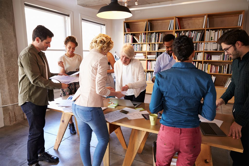 Experiential Consulting businesses, non-profits, and community organizations